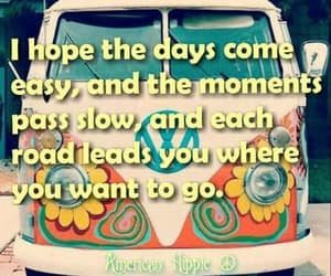 vw bus, special days, and day driving image