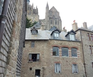 france, travel, and saint michel image
