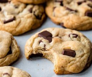 baked, baking, and chocolate image