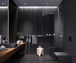 bathroom, interior, and designe image