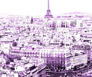 dream place, purple, and city of love image