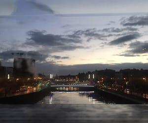 city, ireland, and dublin image
