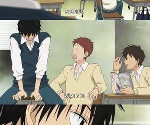 jealous, manga, and sawako image