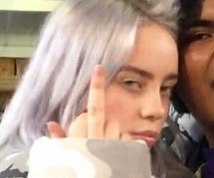 ♡ and billie eilish image