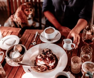 cafe, coffee, and dining image