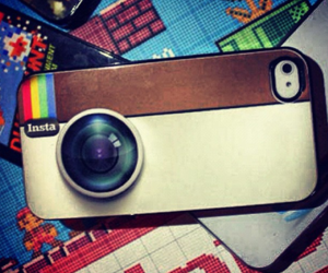 case, iphone, and instagram image