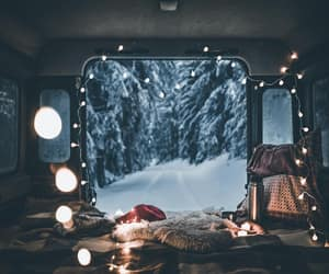 travel and winter image