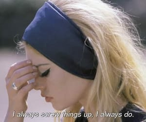brigitte bardot, blonde, and quotes image