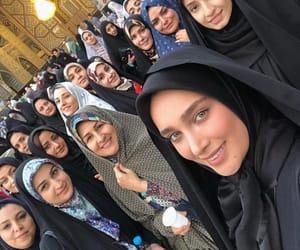 beauty, hijab, and inspiration image