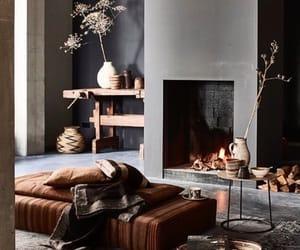 chimney, design, and living image