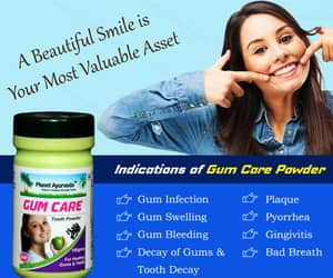 care, remedies, and gum image