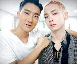 choi siwon, kim kibum, and siwon image