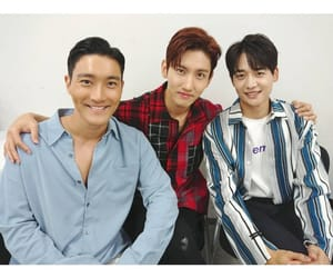 changmin, SM, and super junior image
