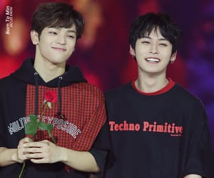 Chan, Minho, and seungmin image