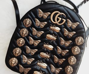 bag, fashion, and gucci image