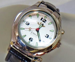 costume jewelry, vintage watch, and groomsmen gift image
