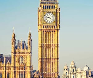 Big Ben, british, and landscape image