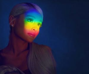 ariana grande, sweetener, and no tears left to cry image