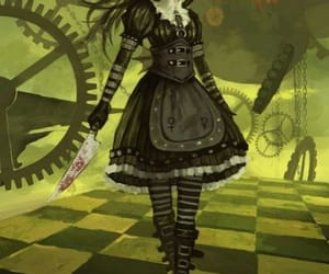 alice and american mcgee image