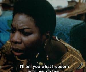 freedom and nina simone image