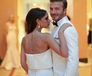 love, David Beckham, and couple image