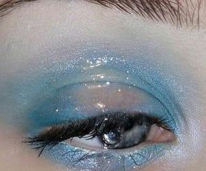 blue, eyes, and aesthetic image
