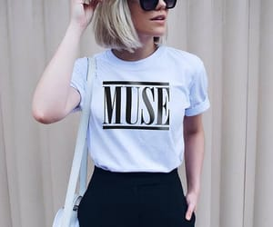 fashion, muse, and style image