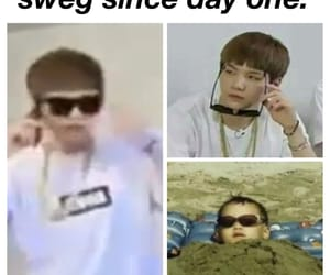 funny, memes, and bts image