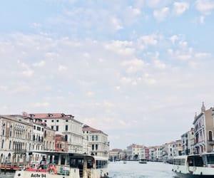 adventure, blue skies, and europe image