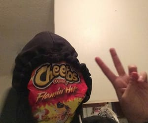 aesthetic, meme, and cheetos image