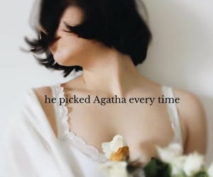 Agatha, fairytale, and Relationship image