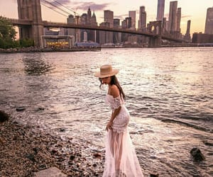 beautiful, brooklyn bridge, and photography image