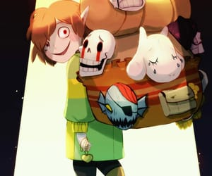 chara, undertale, and genocida image