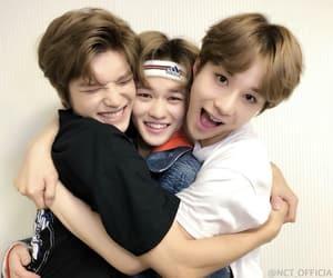 nct, taeyong, and jungwoo image