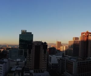 beauty, cape town, and roof top image