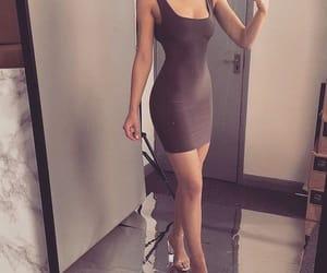 body, girl, and goal image