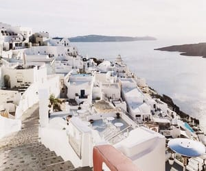 architecture, city, and Greece image