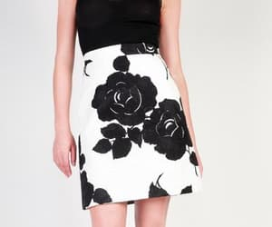 fashion, fashion trends, and skirt image