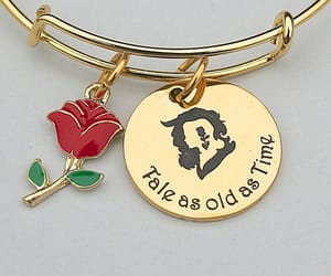 beauty and the beast, disney world, and etsy image