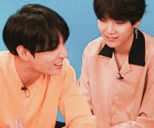 bts, yoonkook, and icon image
