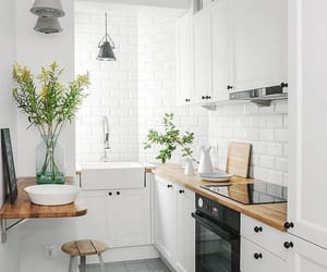 aesthetic, design, and kitchen image