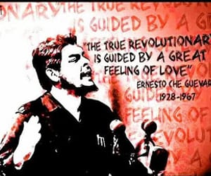 Che Guevara, revolution, and quotes image