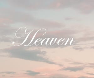 aesthetic, clouds, and heaven image