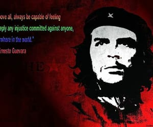 Che Guevara, revolutionary quotes, and quotes image
