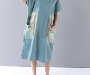 etsy, vintage dress, and women clothing image
