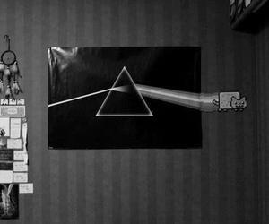 Pink Floyd and nyan cat image