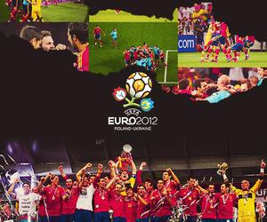 winner, football, and spain image
