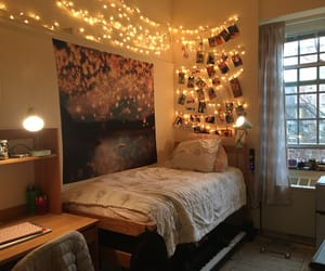 aesthetic, decor, and dorm image