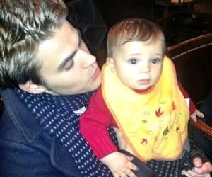 tvd and paulwesley image