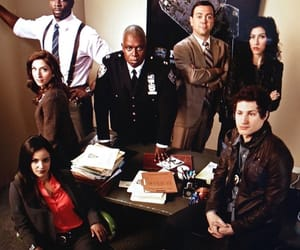 cast and brooklyn nine nine image
